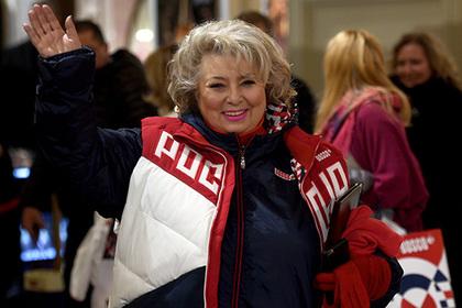 Тарасова ответила на критику Родниной