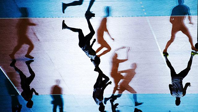 Волейболисты «Факела» обыграли «Шомон» в первом матче финала Кубка вызова