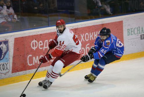 Смоленский «Славутич» уступил «Ростову» в третьем матче финальной серии