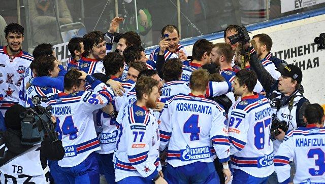 Дворкович назвал заслуженной победу СКА в Кубке Гагарина