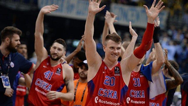 ПБК ЦСКА и «Баскония» поспорят за путевку в «Финал четырех»