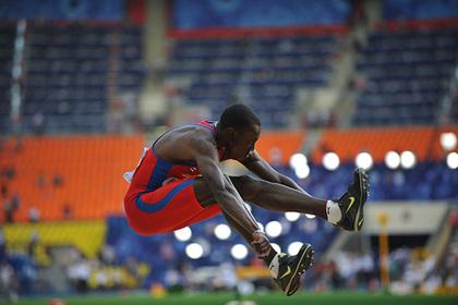 Серебряный призер ЧМ по легкой атлетике сбежал из расположения сборной Кубы