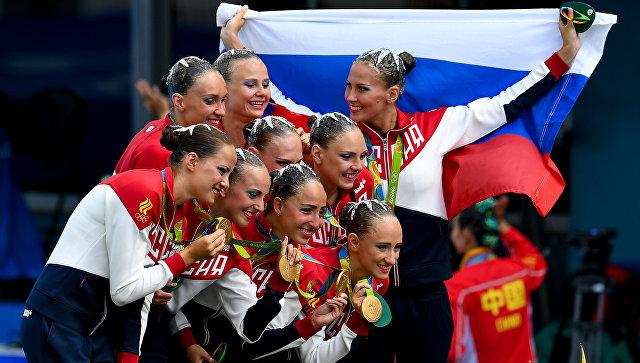 Левитин назвал цель российской сборной на ближайших трех Олимпиадах
