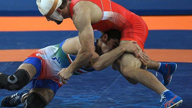 Вольник Бекбулатов победил на ЧЕ по спортивной борьбе до 65 кг