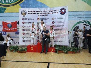 Смоляне выиграли восемь медалей с чемпионата ЦФО по сетокан