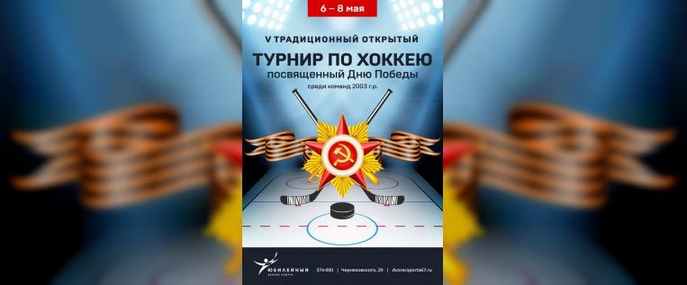 В Смоленске состоится праздничный турнир по хоккею
