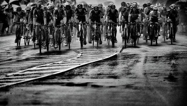 На Сардинии стартует сотая веломногодневка «Джиро д'Италия»