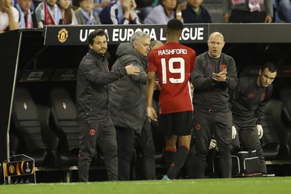 «Манчестер Юнайтед» обыграл «Сельту» в полуфинале Лиги Европы