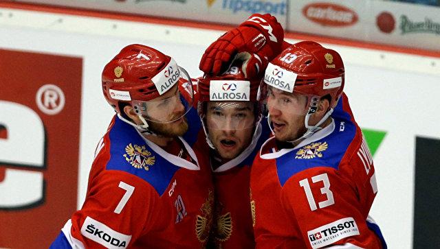 Россия обыграла Чехию в заключительном матче чешского Евротура