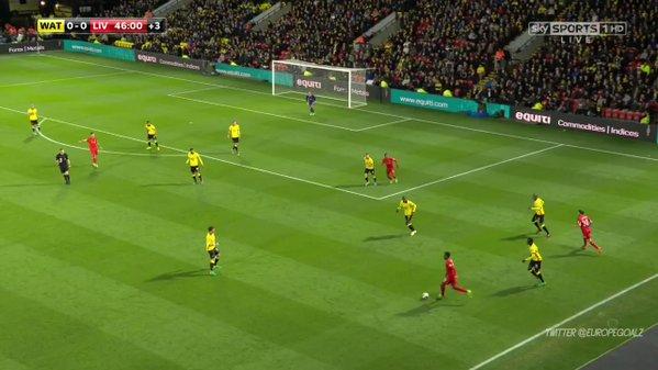 Полузащитник «Ливерпуля» забил ударом через себя с 12 метров