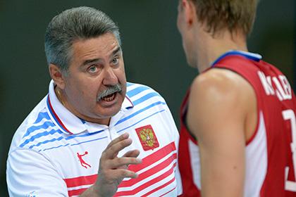 Мужская сборная России по волейболу обыграла Эстонию и вышла на ЧМ