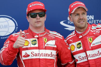 Феттель выиграл Гран-при «Формулы-1» в Монако