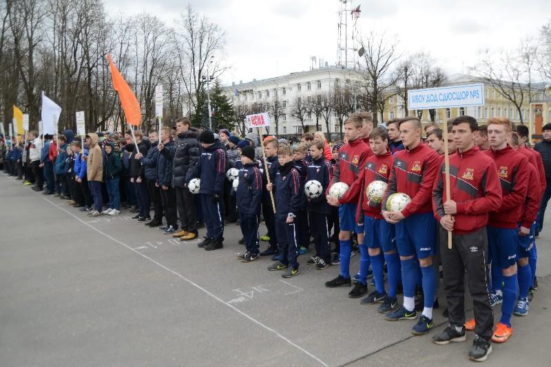 Смоленские школьники разыграют Кубок города по футболу