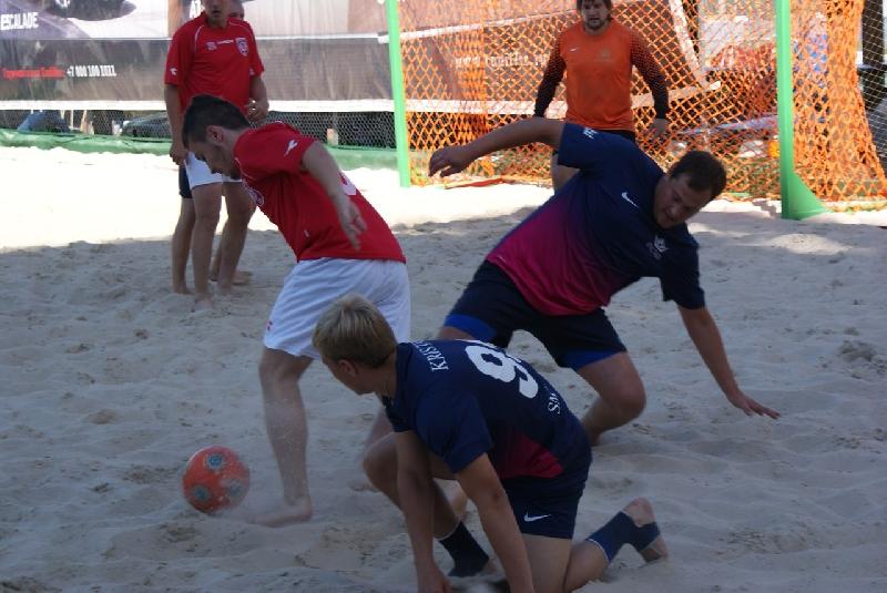 Смоленская СуперЛига по пляжному футболу готовится к старту