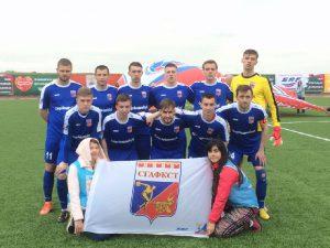 Футболисты СГАФКСТ не смогли обыграть «экономистов»