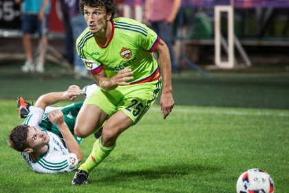 ЦСКА отказался продлевать контракт с дисквалифицированным за кокаин Еременко