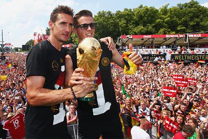 12 делегатов конгресса ФИФА затруднились назвать действующего чемпиона мира