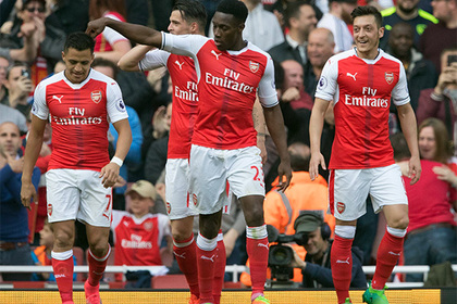 Лига чемпионов впервые за 20 лет пройдет без лондонского «Арсенала»