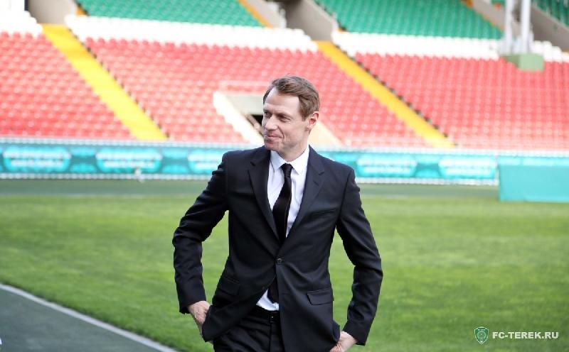Выпускник смоленской академии стал главным тренером грозненского «Терека»