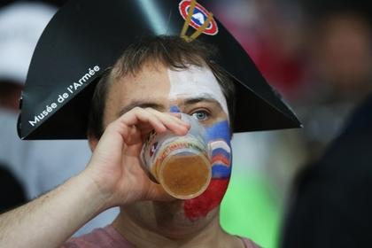 МВД России разрешило продажу пива в пластиковой таре на Кубке конфедераций