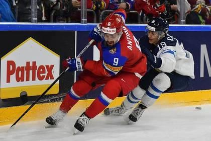 Хоккеист сборной России Антипин продолжит карьеру в НХЛ