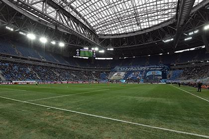 СМИ оценили новый газон на стадионе «Санкт-Петербург» в 21 миллион рублей