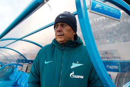Луческу потребовал от «Зенита» два миллиона евро