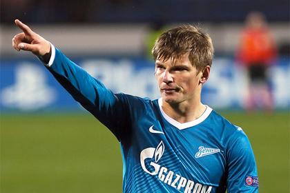 Аршавин назвал Кокорина самым талантливым футболистом России
