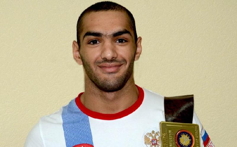 Студент смоленского училища выиграл Международный турнир по греко-римской борьбе