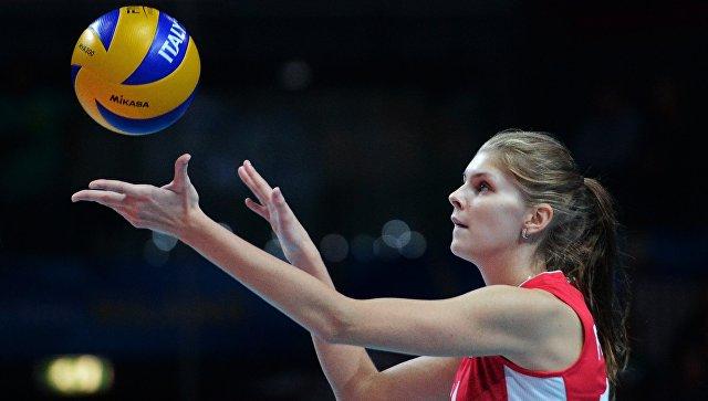 Без поражений: российские волейболистки пробились на чемпионат мира-2018