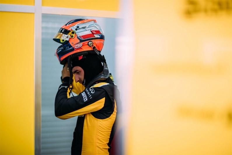 Кубица вновь работает за рулем болида «Формулы-1»