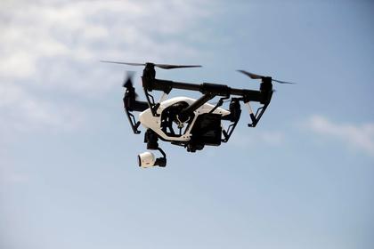 Российскую синхронистку привлекли к суду за упавший на полицейскую машину дрон