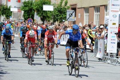 Российский велогонщик Савицкий выиграл заключительный этап «Тура Словакии»