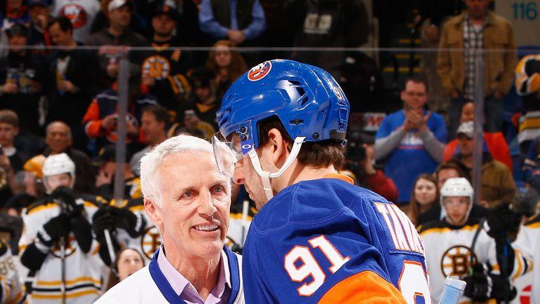 «Я забил 53 гола в свой первый сезон в НХЛ»