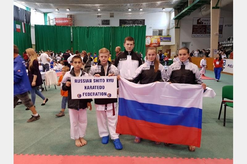 Смоленские спортсмены завоевали медали на европейских соревнованиях по восточным единоборствам