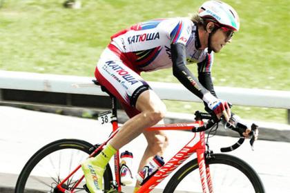 Российский велогонщик рассказал о семичасовых тренировках перед «Вуэльтой»