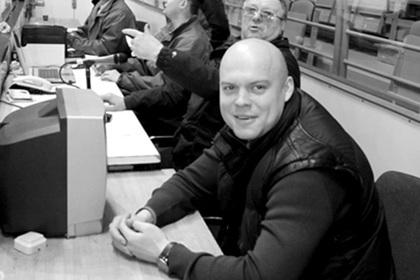 Хоккейный судья Бутурлин-младший умер в 39 лет