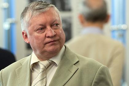 Чемпион мира по шахматам Карпов рассказал о страшной русофобии