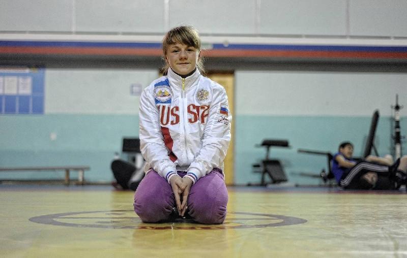 Студентка смоленского училища завоевала «бронзу» чемпионата России по вольной борьбе