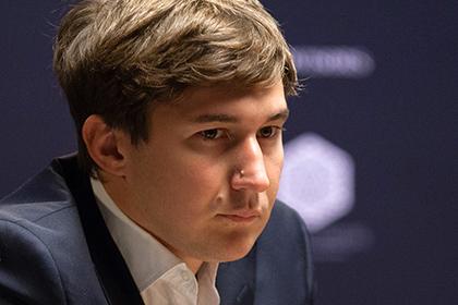Карякин проиграл Карлсену на супертурнире в Норвегии