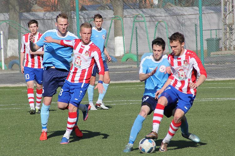 ЦРФСО в четверг сыграет в Смоленске с клубом «Луки-Энергию»