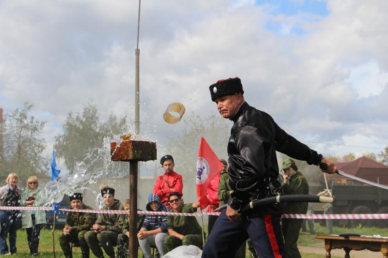 В Смоленской области пройдет чемпионат ЦФО по рубке шашкой