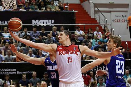 СМИ назвали новый клуб баскетболиста Мозгова