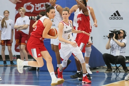 Женская сборная России по баскетболу проиграла Греции в плей-офф ЧЕ