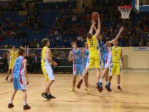 Лучшие игроки Смоленской баскетбольной лиги завершили сезон