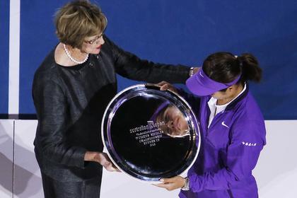 24-кратная чемпионка турниров «Большого шлема» рассказала о лесбиянках в теннисе