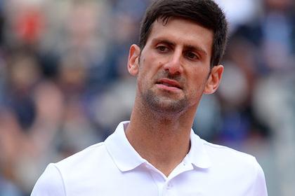 Джокович пропустит конец теннисного сезона