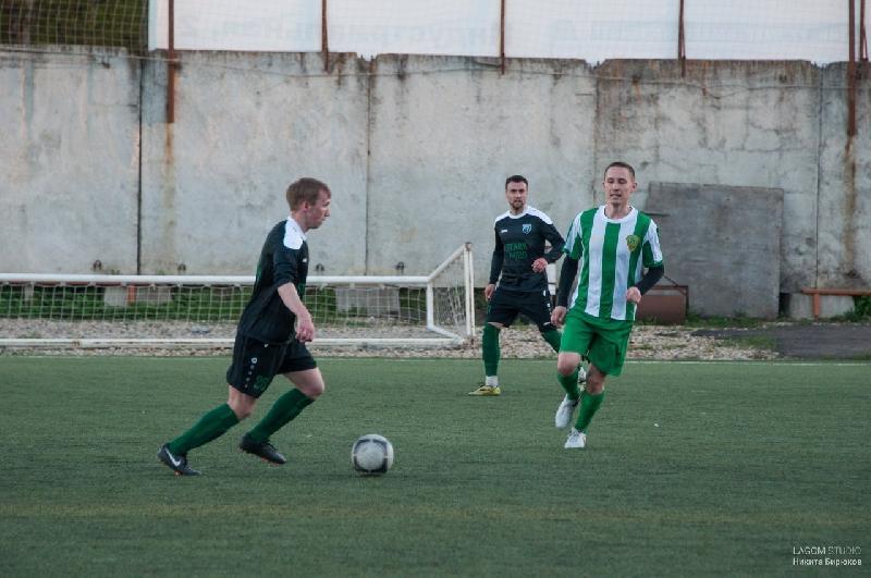 «Академики» вышли в лидеры чемпионата Смоленской области по футболу