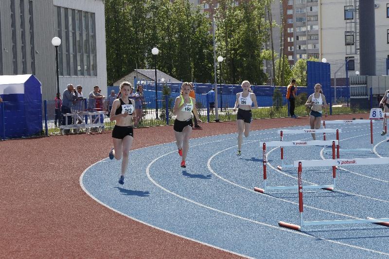 Смоленск может принять чемпионат России по легкой атлетике-2018