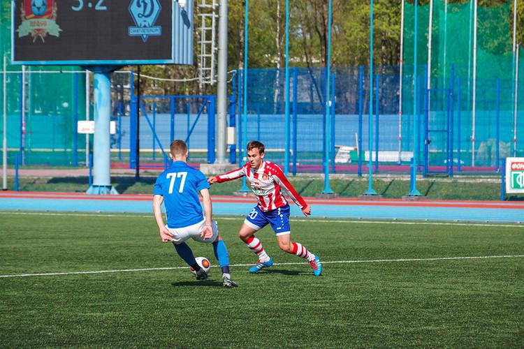 ЦРФСО заявил для участия в первенстве России 14 футболистов